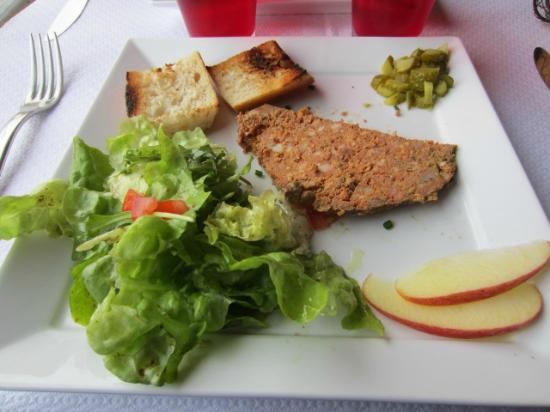 Au p'tit Normand : country terrine