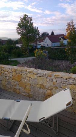 Malat Weingut und Hotel: the sunbath deck