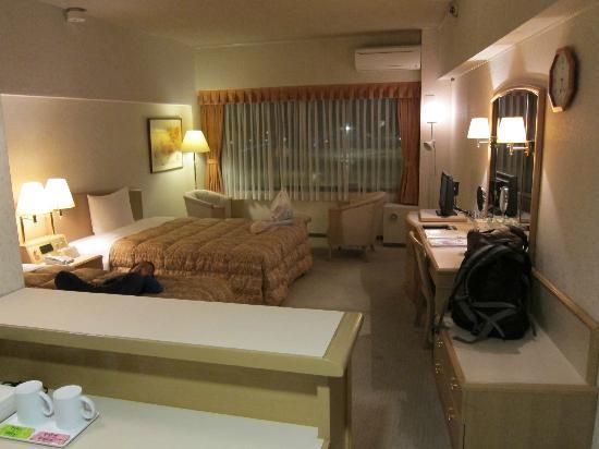 Toyoko Inn Narita Kuko: TWIN