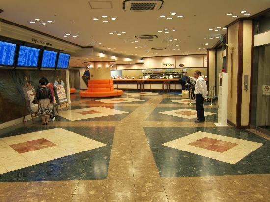 Toyoko Inn Narita Kuko: ロビー