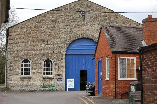 Pewsey Heritage Centre: The old foundry that houses the museum