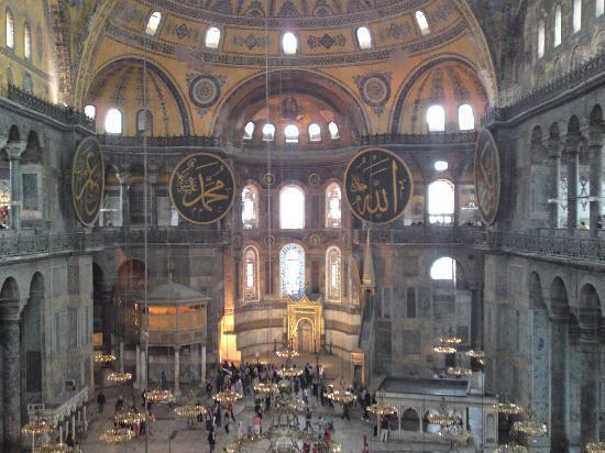 Istanbul, Turkey: St.Sophia