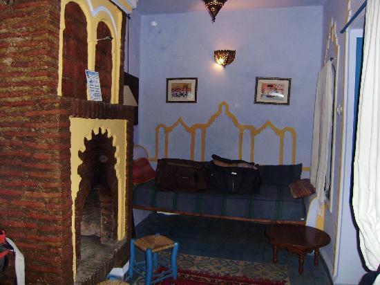 Hotel Dar Terrae : chambre