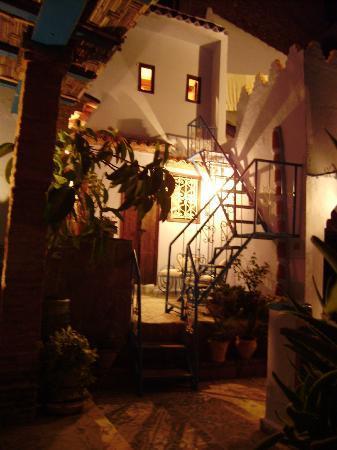Hotel Dar Terrae : Les terrasses
