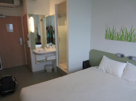 Ibis Budget Krakow Stare Miasto: camera doppia - double room