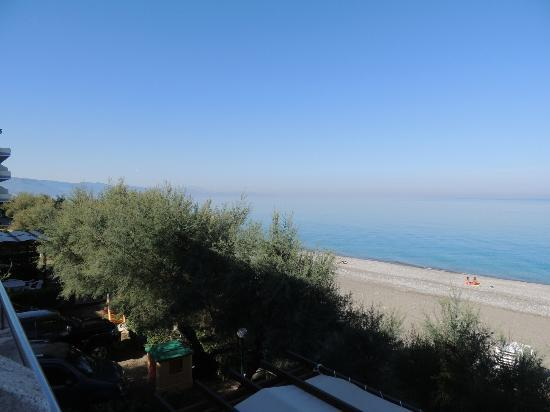 Nettuno Resort: VISTA DALLA TERRAZZA