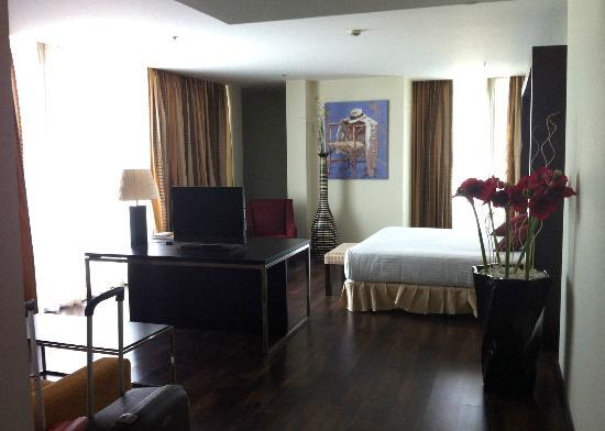 Hotel Eurostars Zaragoza: Junior Suite
