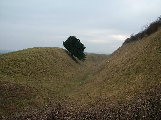Salisbury, UK: Old Sarum