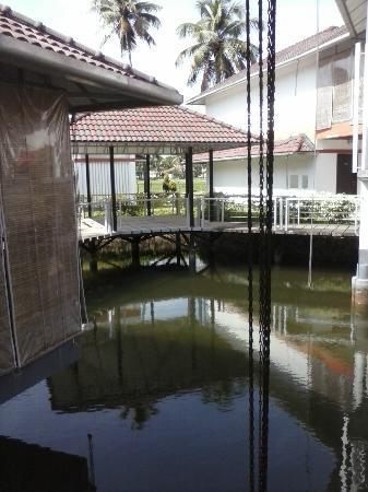 Edassery Kayal Resort: From lobby view