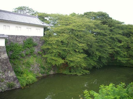 Yamagata Museum of Art: 山形城址