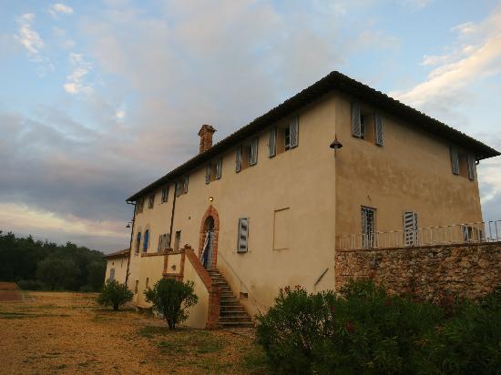 Agriturismo Borgo Personatina : Appartement