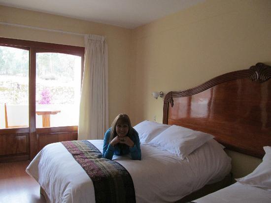 Hotel Agustos Urubamba: Amplias y cómodas habitaciones.