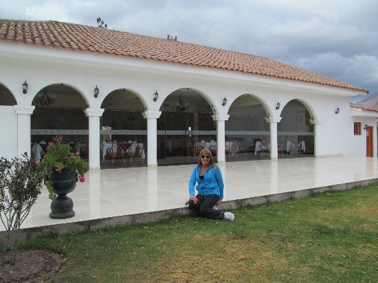 Hotel Agustos Urubamba: Un placer estar aqui!!