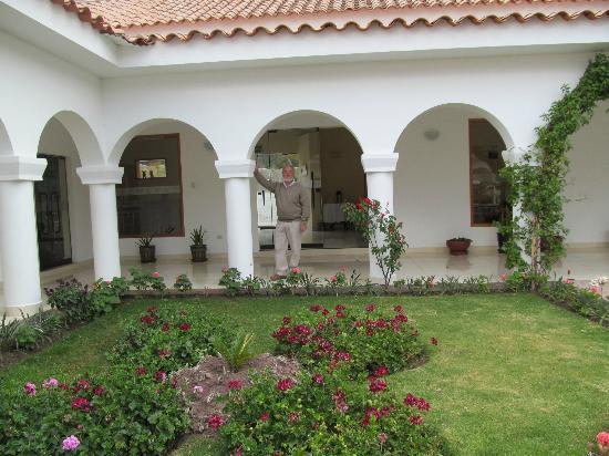 Hotel Agustos Urubamba: Disfrutando del lugar