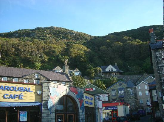 Aber House B&B Barmouth: view