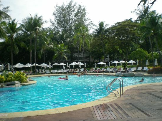 Centara Grand Beach Resort & Villas Hua Hin: The pool of Railway area