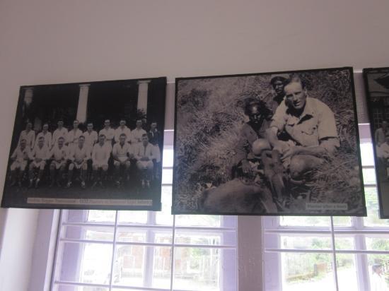 Kannan Devan Tea Museum: hunting