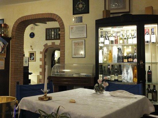 Ristorante Il Veliero: Innenansicht Detail