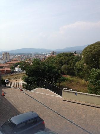 إي سي هوتل بالاو دو بلافيستا باي ماريوت: View of Girona 