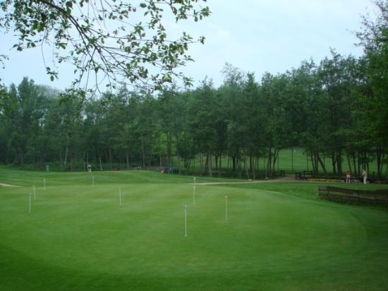 Land & Golf Hotel Stromberg: Golf Course