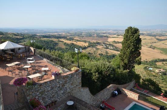 Residenza d'Epoca La Costa: Relais La Costa - panorama dalla camera