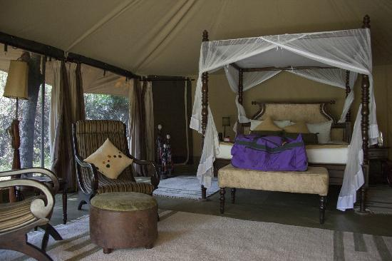 Mara Ngenche Luxury Tented Camp: Tent