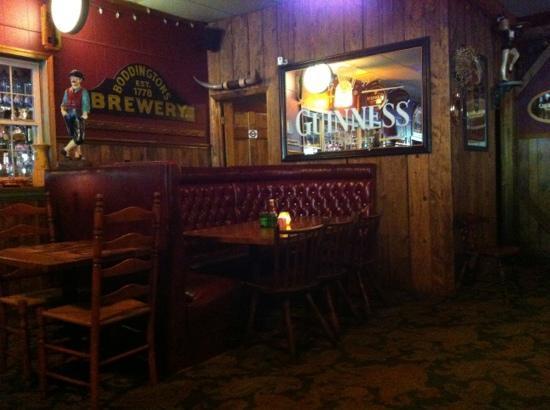 Union Jack's Inn On The Mntwny: Dining room