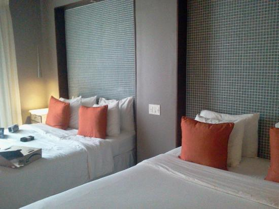 Nassau Suite Hotel: HABITACION