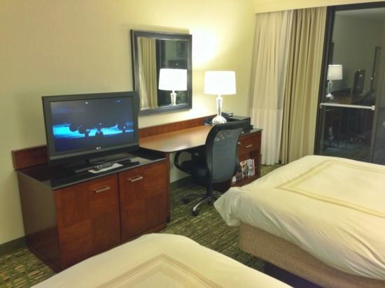 Charleston Marriott Town Center : Double