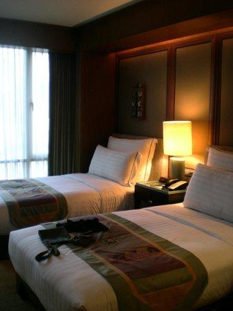 Conrad Bangkok Residences : bed room