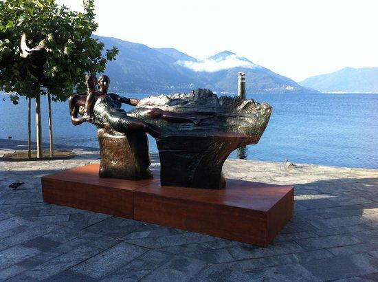 Hotel Schiff-Battello Ascona : Artist Exibition