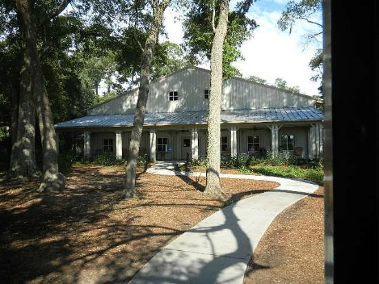Charleston Tea Plantation: Welcome Center