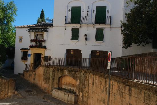 Hotel Ronda: Quiet Street