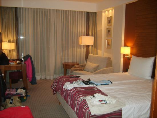 Hotel Croatia Cavtat: chambe normale