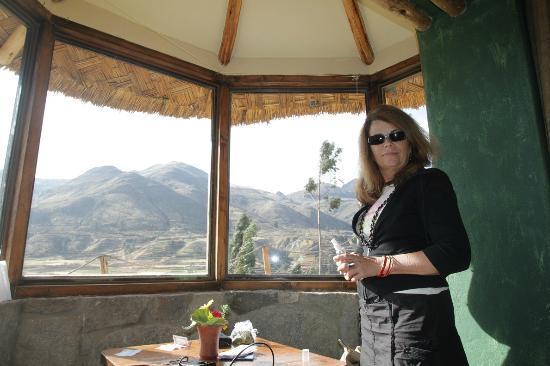 Eco Inn Colca: Vue panoramique du bungalow
