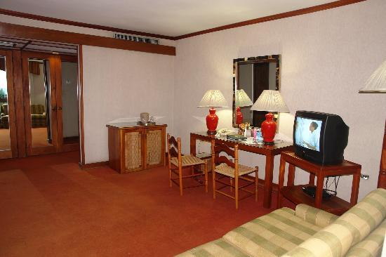 Hotel Santo Domingo: В номере