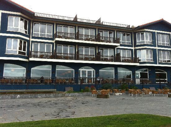 Aisia Zita Hotel Emperatriz: Façade de l hôtel