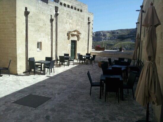 Altereno Cafe: terrazza panoramica