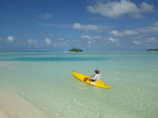 Rihiveli by Castaway Hotels & Escapes: Heading to my dreaming island