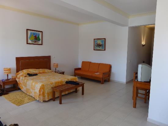 Don Tenorio Aparthotel : chambre de 30 m² environ