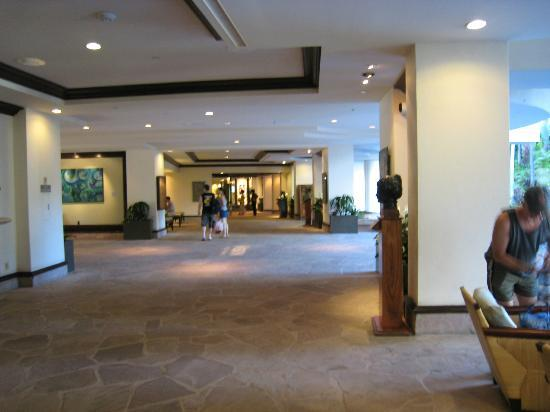 Westin Maui Resort And Spa: Lobby of the Westin Resort & Spa