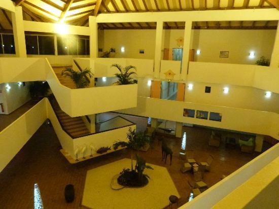 Hotel Fleur d'Epee: le hall