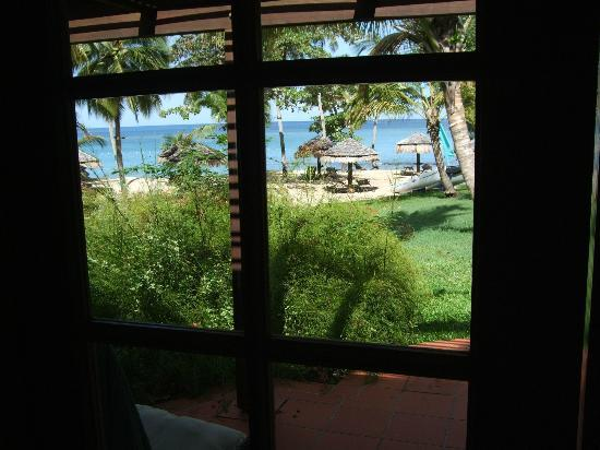 East Winds Inn: View from bedroom