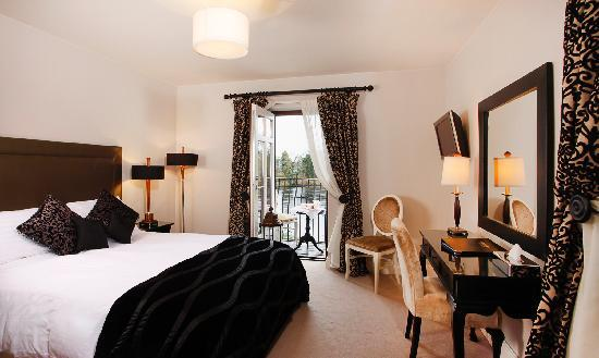 Tarmonbarry, Irlandia: Hotel Room