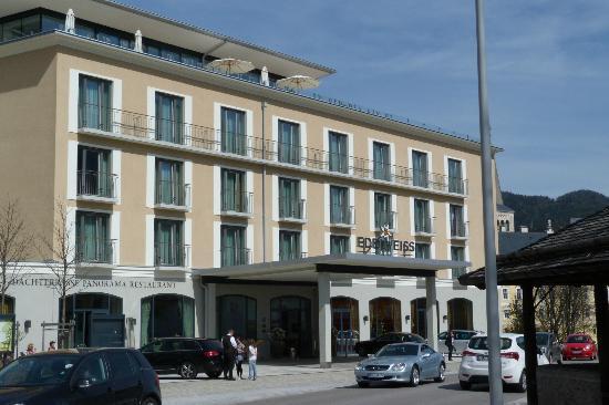 Hotel Edelweiss: Außenansicht