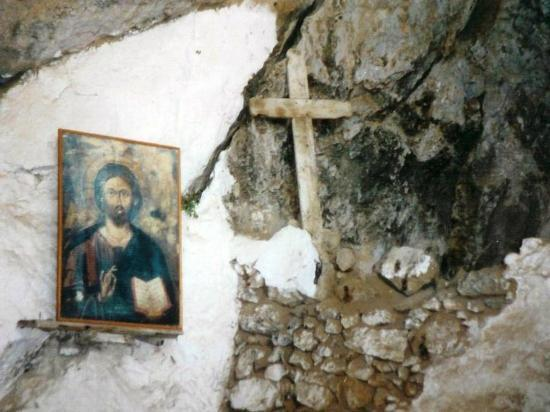 Agia Sofia Cave: Something to look at