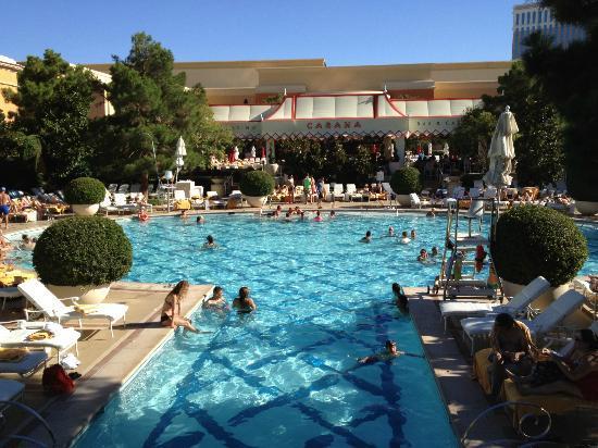 Piscina wynn foto de wynn las vegas las vegas tripadvisor - Hotel las gaunas en logrono ...