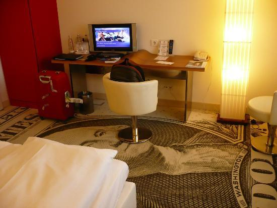 Park Plaza Wallstreet Berlin Mitte: Park Plaza Wallstreet Berlin - Superior Room (chambre)
