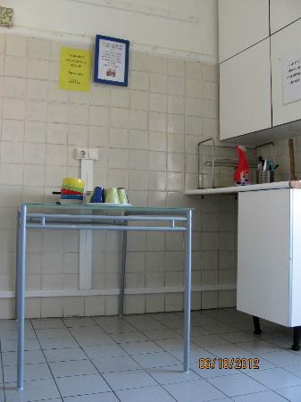 Next Hostel : Cozinha