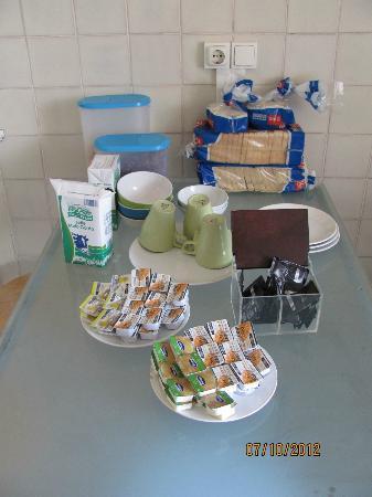 Next Hostel : Café-da manhã